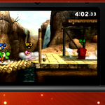 【コミコン2014】『大乱闘スマッシュブラザーズ for 3DS』初のトーナメントの模様が公開