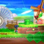 『スマブラ for 3DS』にシリーズ初となる『ペーパーマリオ』ステージが登場