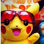 ポケモンぬいぐるみと眼鏡の相性は効果バツグン!増田氏のツイッターでポケモン眼鏡祭が勃発
