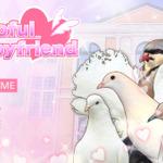 ハト恋愛シミュレーション『はーとふる彼氏』海外リメイク版が8月22日にSteamでリリース決定