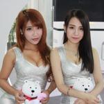 【China Joy 2014】ビジネスブースも美女揃い、営業スマイルいただきました!