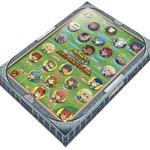 劇場アニメ「イナズマイレブン超次元ドリームマッチ」メモリアル缶バッジBOXのデザインが公開
