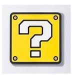 ファミコンデザインのノートとハテナブロックのコースターが、クラブニンテンドーのラインナップに追加