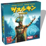 2013年に日本ボードゲーム大賞を獲得した「ツォルキン:マヤ神聖歴」日本語版が発売