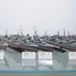 『艦これ』夏イベ真っ盛り!横須賀の記念艦三笠で「艦隊コレクション」展示会が実施中の画像
