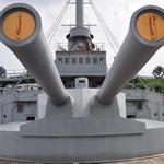 『艦これ』夏イベ真っ盛り!横須賀の記念艦三笠で「艦隊コレクション」展示会が実施中