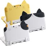 3DS LLがネコに変身!「シリコンカバー ねこにゃん DX」発売 ― とら、はち、ミケ、どの柄のネコがお好み?