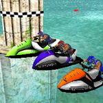 フライハイワークス、3DSで『アクアモーターレーシング3D』を27日配信