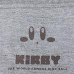 今年のTGSで『星のカービィ』の限定Tシャツが販売!着やすい2種類のデザイン