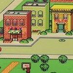 オネットの町を描く『MOTHER2』の手帳が登場!限定「どせいさん下敷き」も付いてくる