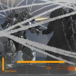 「機龍」が「ゴジラ」に攻撃開始!『ゴジラ-GODZILLA-』「災害レベル」上昇で強力な対G兵器が出現