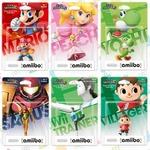 欧州版「amiibo」パッケージ画像が公開、スペインでは『スマブラ for 3DS』ダブルパックも登場