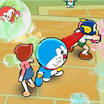 総勢60キャラ以上の仲間が登場!『藤子・F・不二雄キャラクターズ 大集合!SFドタバタパーティー!!』発売日決定