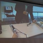【CEDEC 2014】触覚を遠隔地に伝える技術、「医療ロボットに学ぶバーチャルリアリティのUI」