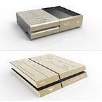 ドバイにて金のXbox OneとPS4が登場、お値段は約145万円也