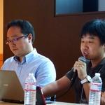 【CEDEC 2014】開発会社どうしがガチンコトーク。バイキングとジェムドロップが考える「理想の協業関係」とは?の画像