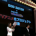 【TGS2014】『ゴッドイーター』TVアニメ化決定