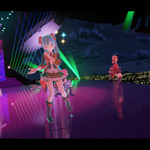 「AKB0048」のライブシーンと「アクエリオン」のメカシーンが融合した「Project Morpheus」向けデモがTGS2014に出展
