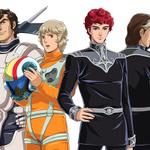 【TGS 2014】DMM、艦隊vs艦隊SRPG『銀河英雄伝説タクティクス』を2015年にサービスイン