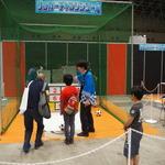 【TGS 2014】ゲームショウの憩いの場 親子連れの笑顔がうれしいファミリーコーナーの画像