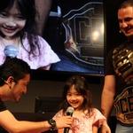 【TGS 2014】7歳の少女がCEOに勝利しちゃった…一撃必殺の緊張感が凄い『ダイブキック』ステージレポ