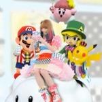 """任天堂と""""きゃりーぱみゅぱみゅ""""がコラボ!「New 3DS」きせかえプレートをPR"""
