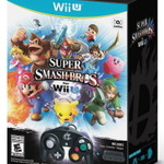 米任天堂、『スマブラ for Wii U』と特製GCコンを同梱したパッケージを発売