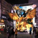 新宿・渋谷にモンスターが出現!『モンハン4G』発売記念「狩ーリバル」開催決定