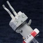 『艦これ』「連装砲ちゃん」が全高80mmのプラモデルに ─ 大破状態の「あの顔」も再現も可能!