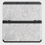 『スマブラ for 3DS』仕様のNew 3DSは11月発売!「きせかえプレート」と「HOMEメニュー」テーマも発表