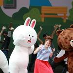【LINE CONFERENCE TOKYO 2014】事業拡大にブラウンたちも踊りだす!?LINEキャラグッズ情報から新戦略まで総まとめ