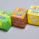 【週刊マリオグッズコレクション】第300回 パッケージからチョコまで可愛い、シール付チョコ「NewスーパーマリオU ブロックコレクションチョコ」
