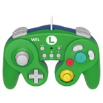 Wii Uでも使えるHORIのGC風コントローラー…『スマブラ for Wii U』と同時発売で、価格は2,980円に