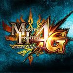 『モンスターハンター4G』ロゴの画像