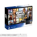 PS4と『GTA V』がセットになった「PlayStation 4 Grand Theft Auto V Pack」発売決定