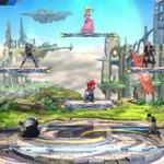 『スマブラ for Wii U』では、最大8人での同時対戦が可能! 広大な専用ステージ「大戦場」も