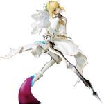 メディコム・トイより「Fate/EXTRA CCC セイバー・ブライド」が1/8スケールPVCフィギュアで登場
