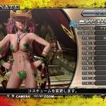 『お姉チャンバラZ2~カオス~』衣装や髪型などを、DLC第1弾が発売日と同日に配信