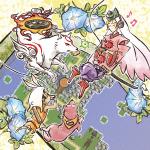 『大神』アレンジCD「編曲集」シリーズ発売決定!チップチューンな「レトロ」とムーディーな「ジャズ」の2種類