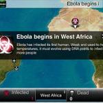 エボラの流行により伝染病戦略ゲーム『Plague Inc.』の売上が増加