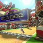 『マリオカート8』DLC第1弾に、エキサイトバイクをモチーフにしたコースが収録