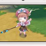 『ロロナのアトリエ』が3DSで発売決定