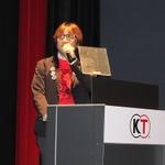 ゲスト声優による生アフレコも!『戦国無双 Chronicle 3』完成発表会レポート…TVアニメ化発表やNew3DSでの実機デモなどの画像