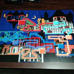 海外ゲーマーが『悪魔城ドラキュラ』ボードゲームを制作、世界観に忠実な豪華仕様