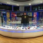 米国任天堂レジー社長がNintendo World Storeを訪問しTwitterで実況!ファンたちとの質問にも答える