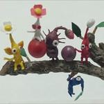 リアルな「ピクミン」達のミニチュアジオラマを製作した動画が話題に