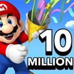 『New スーパーマリオブラザーズ Wii』が米国で1000万本を突破