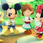 ディズニーの仲間たちと牧場ライフを楽しもう、マーベラスから『ディズニー マジックキャッスル ドリーム・アイランド』配信決定