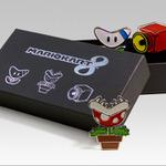 欧州版クラブニンテンドーの景品に『マリオカート8』のバッジセットが追加!デザインはライバルを邪魔するあのアイテムたち