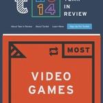 Tumblrが2014年にリブログされたゲームトップ20を発表!上位には『ポケモン』を筆頭に任天堂タイトルがずらり